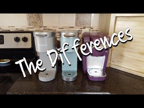 The Differences: Keurig K-Mini vs K-Mini Plus Explained