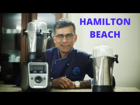 Best Juicer Mixer grinder 2020 | Hamilton Beach Pro 1 year review | Cook with Sid