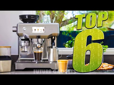 6 Best Bean To Cup Coffee Machine 2020