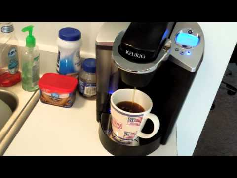 Keurig (How To Make A Cup Of Coffee)