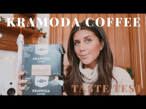 Kramoda Coffee Review | Taste Testing Zane and Heath's Coffee | Best Coffee of 2020 ?