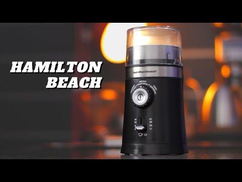 Moedor de café Hamilton Beach (Review Completo) | Não Sou Barista