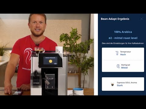 Delonghi Primadonna Soul: App-Steuerung, Bean Adapt, und Reinigung im Praxistest