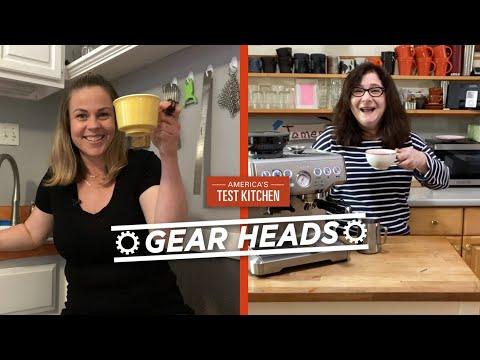 Gear Heads | Coffee Machines: Maximalist vs. Minimalist
