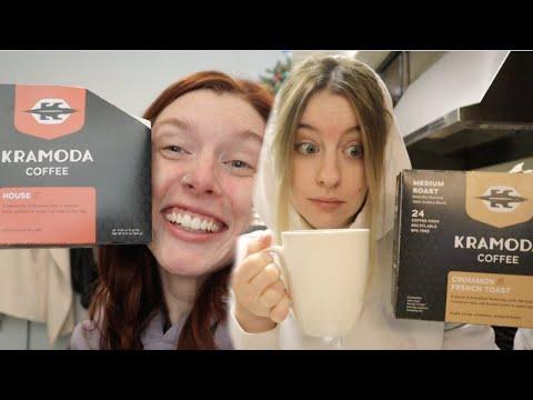HONEST REVIEW OF KRAMODA COFFEE!!