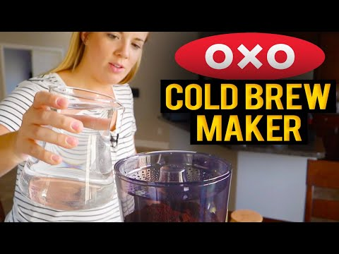OXO Cold Brew Coffee Maker – Honest Review
