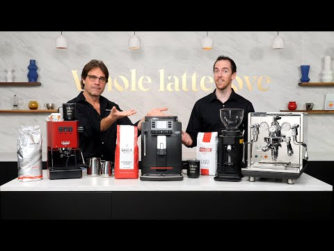 Espresso Machine Giveaway, Black Friday/Cyber Monday Video Premieres, and More!