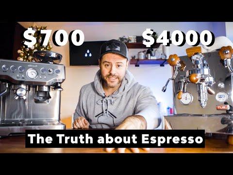 $700 vs $4000 Espresso Machine | Espresso Comparison – The Biggest Truth to Make Great Espresso