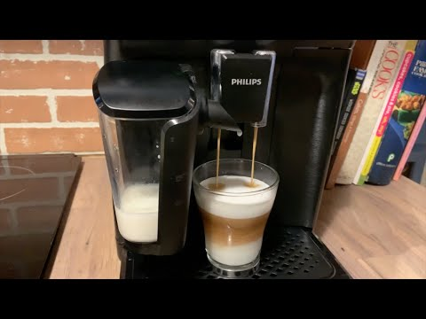 Philips 2200 Automatic Espresso Machine with LatteGo Milk Frother Review