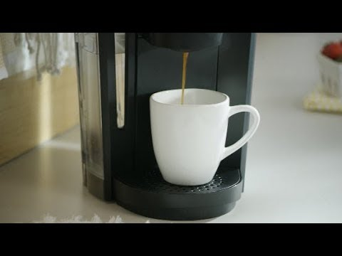 How To Insert a Water Filter in Your Keurig® Brewer