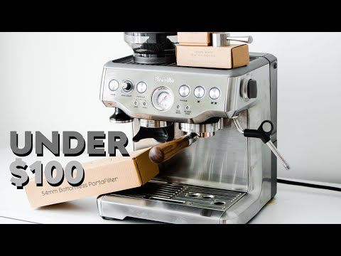 3 Best Accessories for Breville Espresso Machines