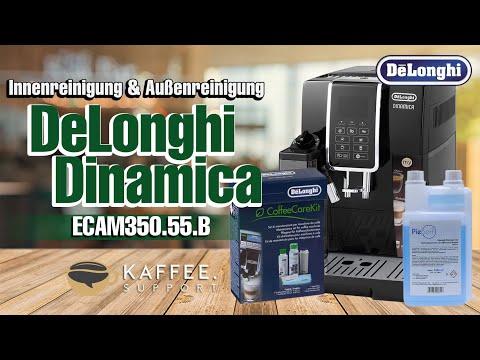 DeLonghi Dinamica ECAM350.55.B Innenreinigung & Außenreinigung