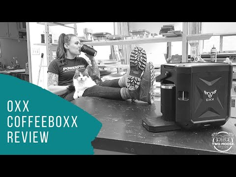 OXX COFFEEBOXX Job Site Coffee Maker Review