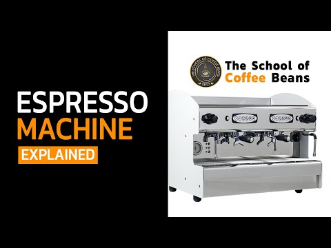 Espresso Machine Explained – Cime CO-O3 Automatic – Coffee School Nepal