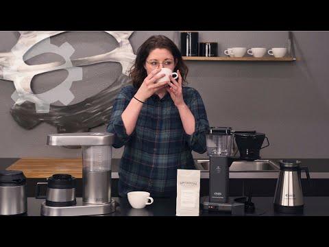 Ratio Six Coffee Maker vs. Technivorm Moccamaster KBT741