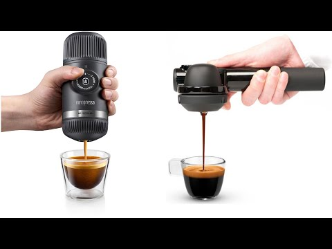 Top 5 Best Portable Espresso Maker In 2020   Must See