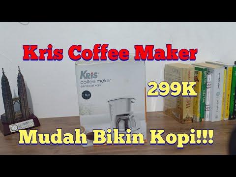 REVIEW KRIS COFFEE MAKER //  setelah dipakai 3 tahun