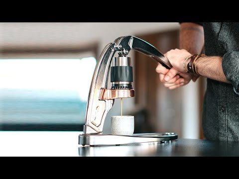 Top 5 Best Manual Espresso Machine In 2021 | Best Manual Coffee Machine You Must See