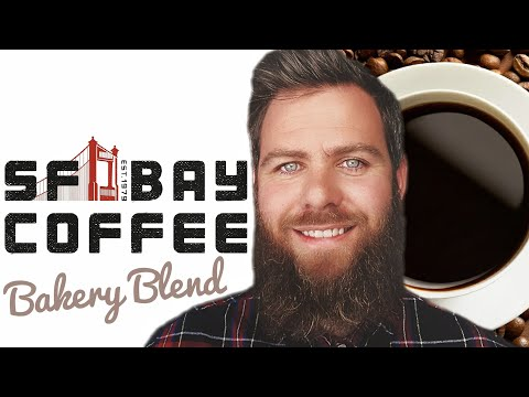 A Coffee Review ☕ SF Bay Coffee Bakery Blend 2020 #12