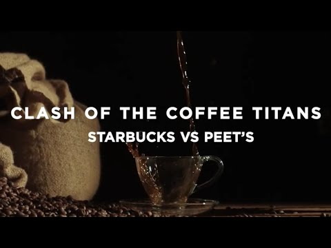 Peets vs. Starbucks – Comparison and Coffee Review