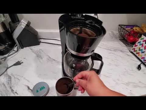 Master Chef Coffee Maker video review by Lori