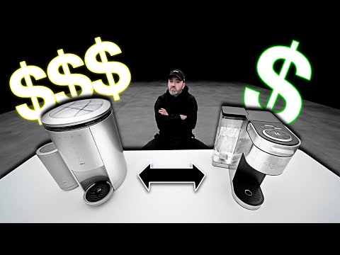 Expensive vs Cheap Coffee Maker