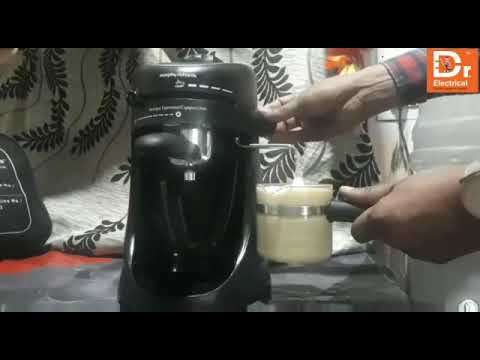 #Demo Coffee Maker #Morphy Richards Coffee Maker