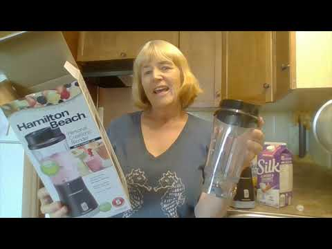 Review: Hamilton Beach Single Serve Blender
