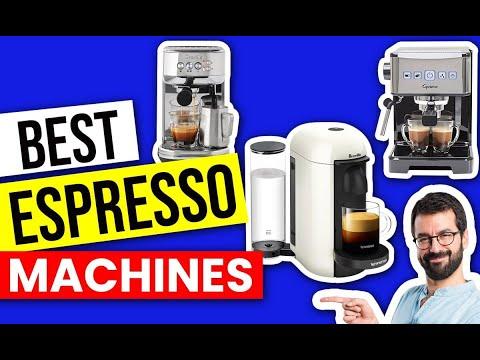 ✅ Best Espresso Machines 👌 Top 9 Espresso Machine Picks | 2021 Review