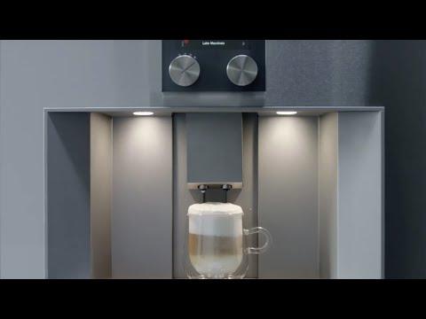 Espresso machine | Master your Gaggenau