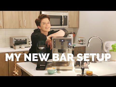 My New Home Espresso Setup (Rancilio Silvia Pro Review)