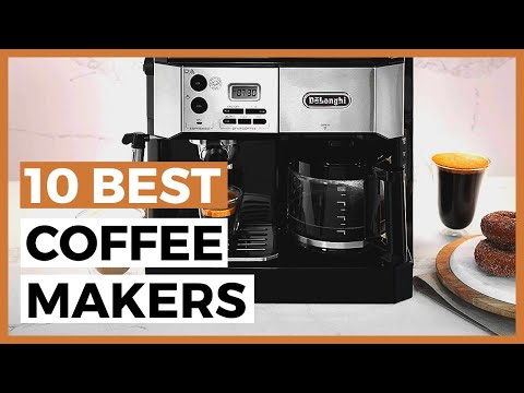 Best Coffee Makers in 2021 – How to Choose a Good Coffee Machine?