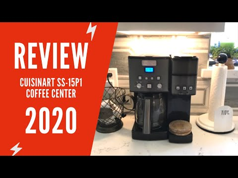 Cuisinart SS-15 Review & Manual | Cuisinart SS 20 Review | Cuisinart SS-15 Coffee Maker Review 2020