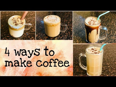 coffee recipe | coffee recipe at home | coffee kaise banaye | cold coffee at home | chocolate coffee