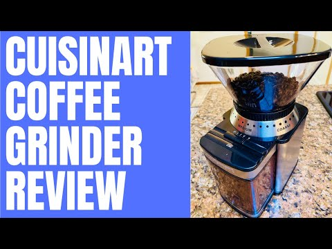 Cuisinart Coffee Grinder Review – Supreme Grind Automatic Burr Mill