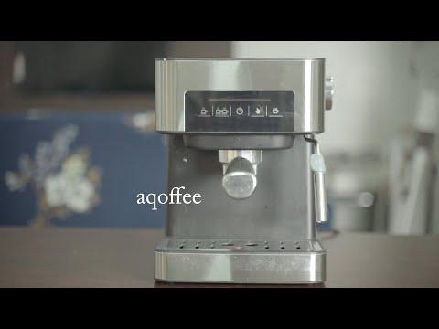 Malaysia | Home Café CM6863 Espresso Machine Review