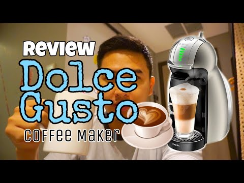 Dolce Gusto Coffee Maker Review