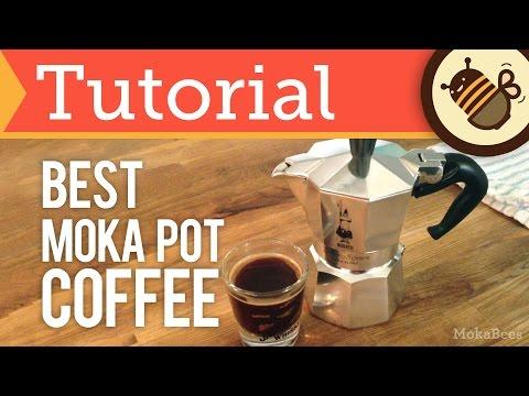 How to Make Moka Pot Coffee & Espresso – The BEST Way (Tutorial)