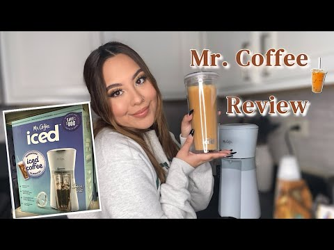 Mr. Coffee Iced Coffee Maker Review !! Is it worth it ?