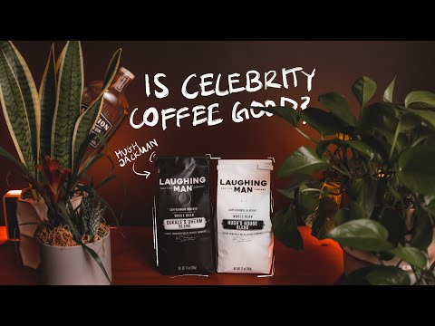 Is Celebrity Coffee Good? – Hugh Jackman's Laughing Man Review