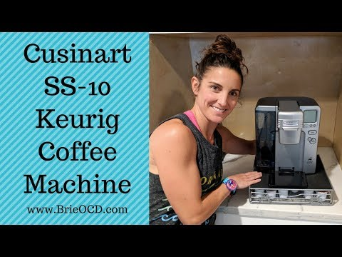 Cuisinart SS-10 Keurig Coffee Machine – Product Review