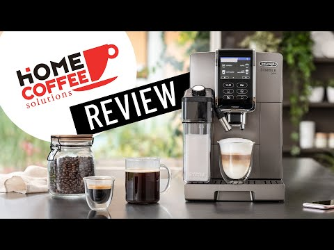DeLonghi Dinamica Plus Review | Smartest Coffee Machine of 2021