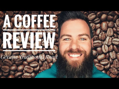 A Coffee Review ☕ Gevalia Traditional Roast Whole Bean 2020 #21