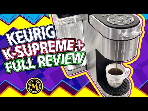 Keurig K-Supreme Plus Coffee Maker FULL Review and Temperature Test