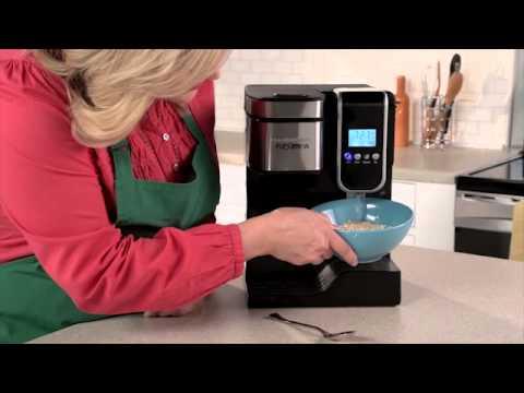 Hamilton Beach FlexBrew Single Serve Coffeemaker with Hot Water Dispensing 49988