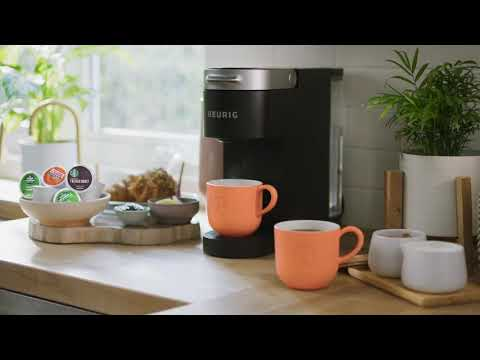 Keurig® K-Slim® Coffee Maker – :45 Feature Video