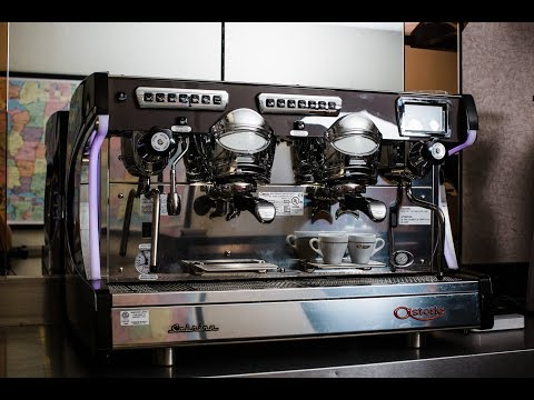 Astoria Sabrina Espresso Machine Overview