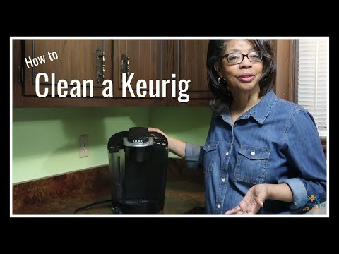 How to Clean Your Keurig | Descaling Keurig with White Vinegar