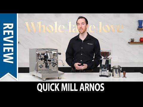 Review: Quick Mill Arnos Espresso Machine