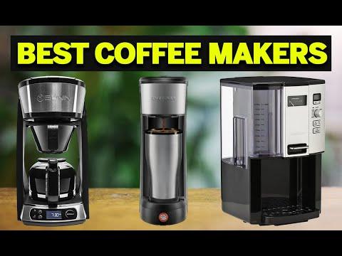 ✅ Best Coffee Makers 👌 Top 5 Best Coffee Maker Picks | 2021 Review